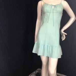 Splendid green dress